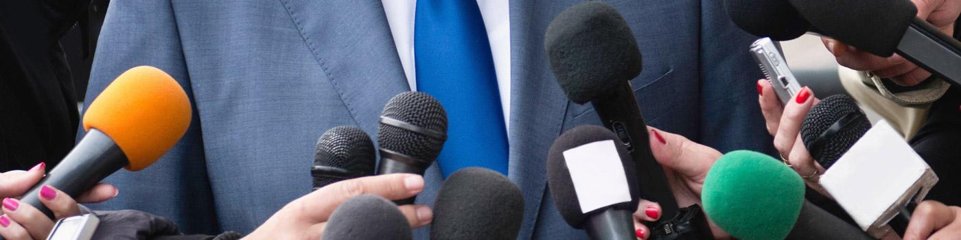 Media Training (Broadcast, Print & Digital)