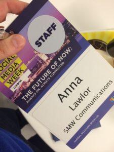 SMWLDN Staff Pass