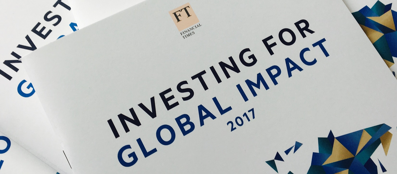 Impact Investing Report for The Financial Times