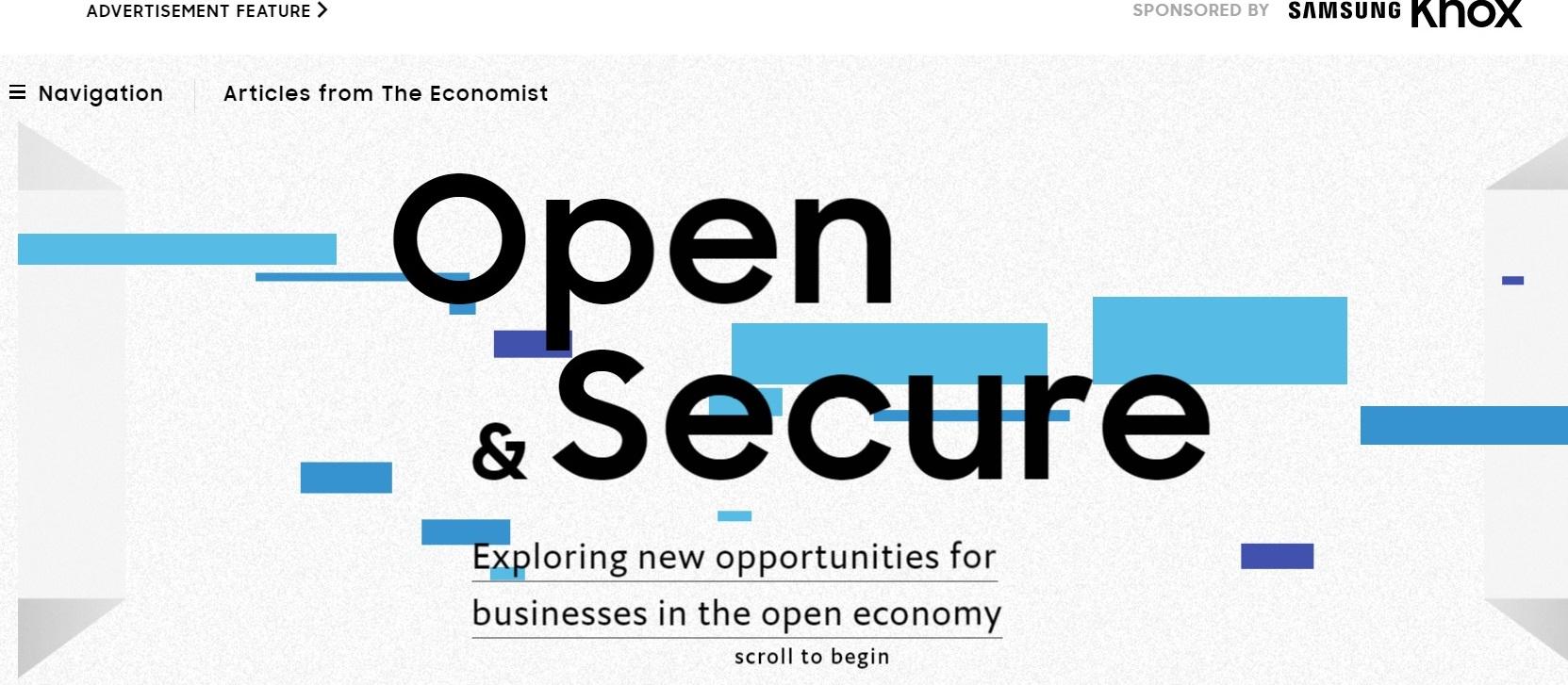 Economist & Samsung Content Project Launched