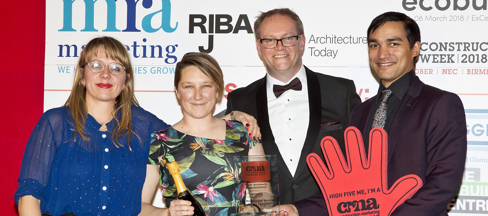 Two National Property Marketing & PR Awards Scooped