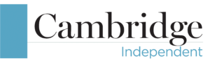 Cambridge independent newspaper logo