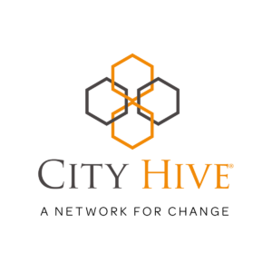 City Hive Network for change logo