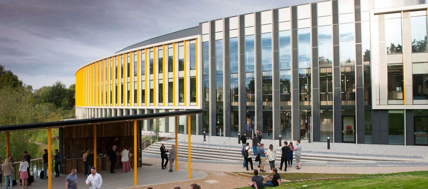 Luminescence moves to The Bradfield Centre, Cambridge