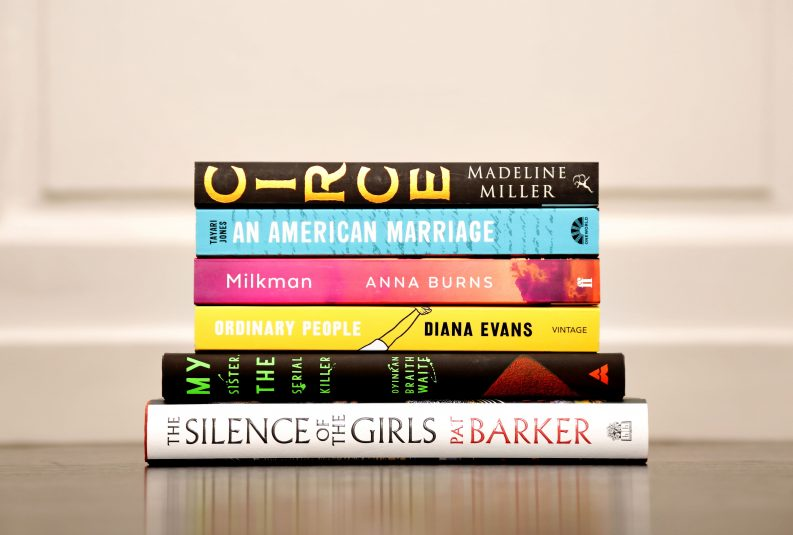 Luminescence Supports Women's Prize for Fiction 2019