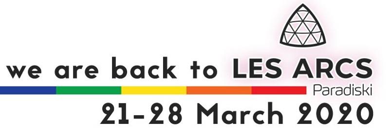 European Gay Ski Week Les Arcs 2020